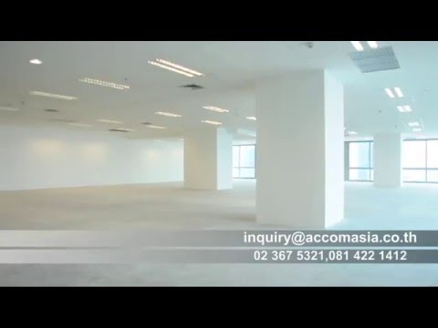 Cyber World Tower office space for Rent in Ratchadapisek Thailand Cultural Center BTS. Bangkok