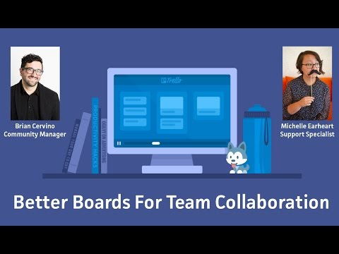 Webinar - Better Boards For Team Collaboration