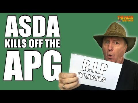 WILL THE ASDA - SAINSBURYS MERGER KILL OFF WOMBLING?
