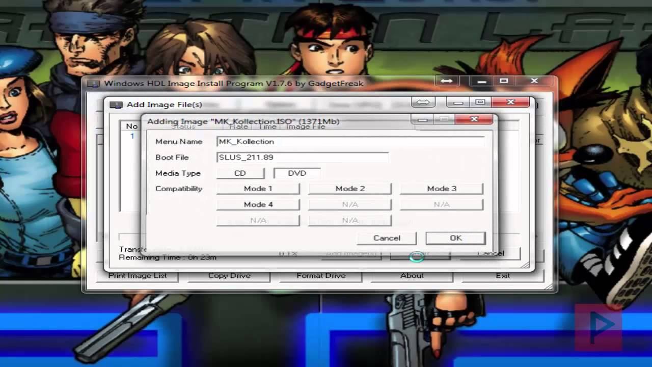 How To Install Ps2 Games Fat Hard Drive Using Winhiip Hardisk Hdd External 40gb Mc Boot Tutorial Youtube
