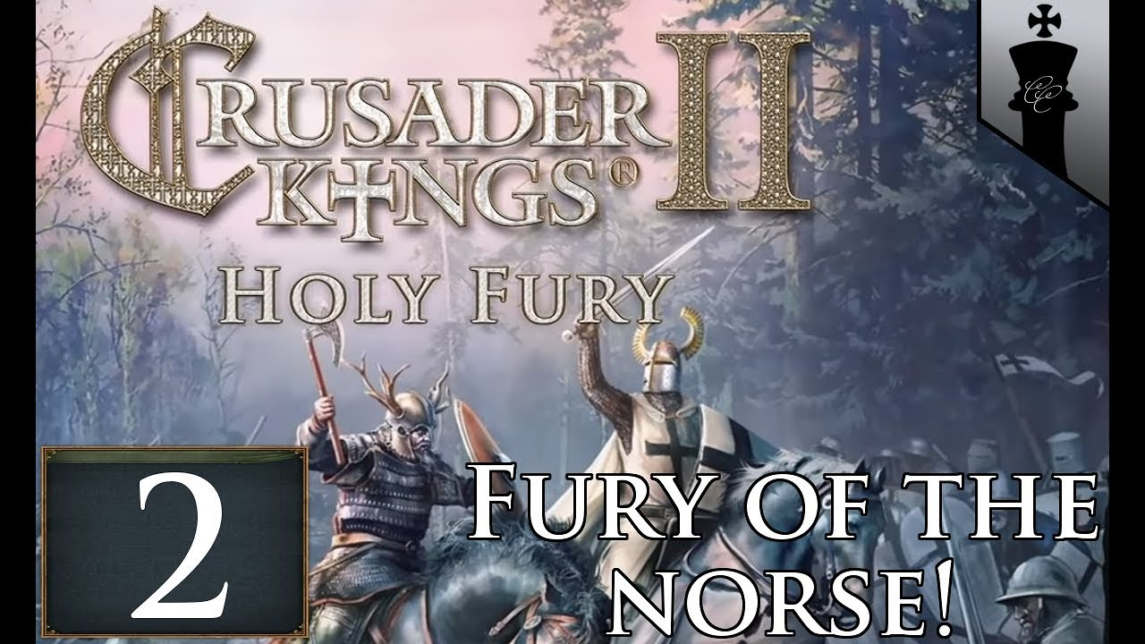 CK2 Holy Fury! The Fury of The Norse - Part 2 (Early Access) - Count