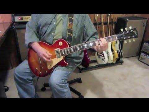 Atlanta Rhythm Section  ARS - Homesick - Guitar Cover