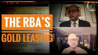 The RBA's Gold Leasing with John Adams
