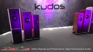 Kudos Audio Sound Engineering, oustanding loudspeakers, High End Munich 2017