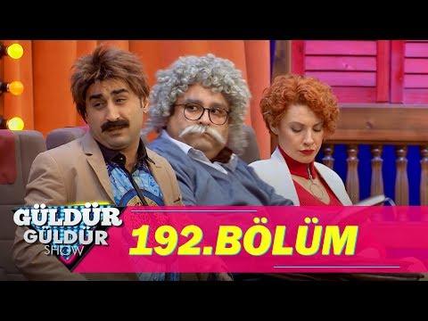 Güldür Güldür Show 192.Bölüm (Tek Parça Full HD)
