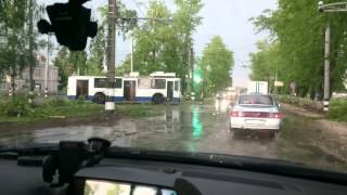 Ураган в Коврове.(, 2015-05-31T05:15:29.000Z)