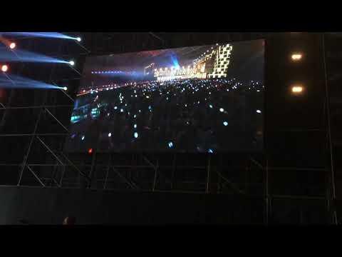 180707 SBS Super concert MC BAE