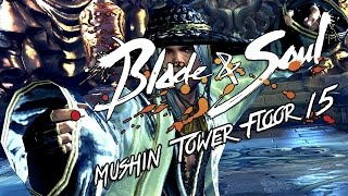 Blade & Soul -【Assassin】(Eu-Windrest) Naksun F15 Perma Stealth Rotation WORKS FOR LOW GEARED FOLKS!!