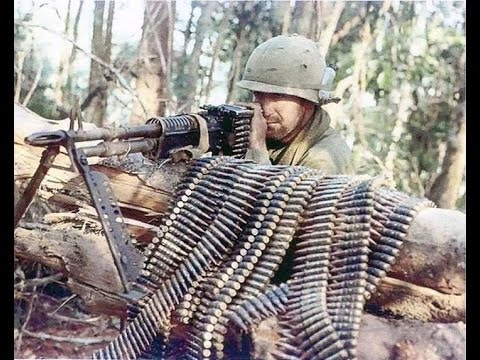 M60 General Purpose Machine Gun: U.S. GPMG Operation and Cycle of Function (TF9-2971)