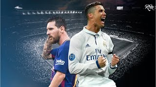 5 Times Cristiano Ronaldo Humiliated Lionel Messi ● When Ronaldo Makes Messi Disappear | HD