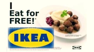"""IKEA """"I eat for free 99"""" not intended for everybody"""