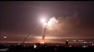 Israel attacks more than 50 Iranian targets in Syria after Iran targets Israeli bases