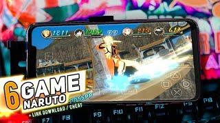 Download lagu 6 Game Naruto Terbaik Pada PPSSPP Android SPEK KENTANG | Android OFFLINE