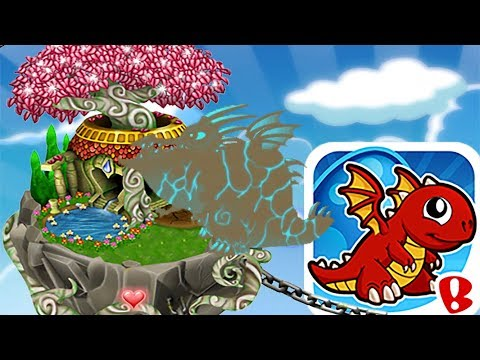 Dragonvale How To Breed Ghostly Lava Obsidian Dragon Youtube