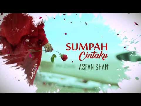 Asfan Shah - Sumpah Cintaku (Lirik) | OST Titian Cinta