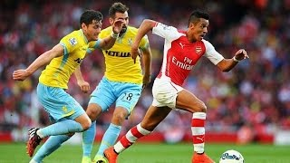 Video Gol Pertandingan Arsenal vs Crystal Palace