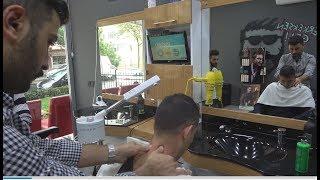 ASMR Turkish Barber Face,Head and Body Massage 157