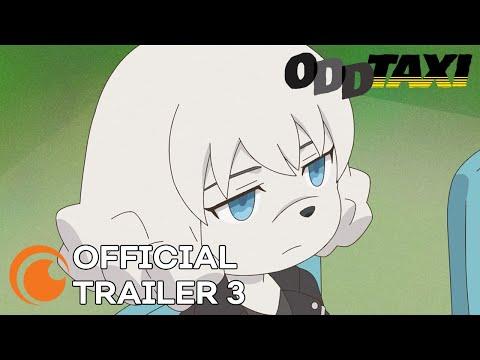 ODDTAXI | OFFICIAL TRAILER 3