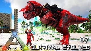 ARK: SURVIVAL EVOLVED - APEX CARNO & RAVAGER !!! | PRIMAL FEAR ISO CRYSTAL ISLES E07