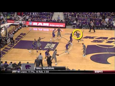 2011 K-State vs KU Basketball-2nd Half
