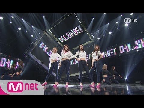 Dalshabet(달샤벳) - Someone like U M COUNTDOWN 160121 EP.457
