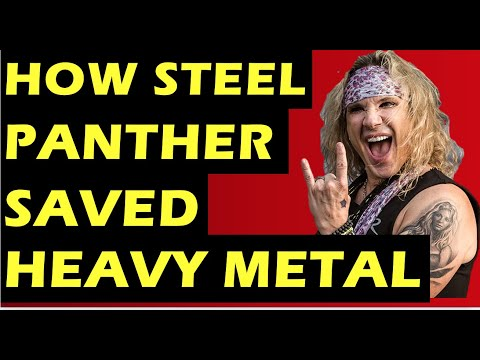 Steel Panther: How They Got Their Big Break and Saved Heavy Metal