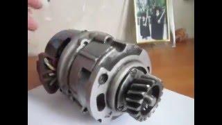 Обзор генератора для мото Урал,Днепр мощностью 360 420вт