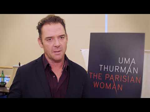 Marton Csokas  The Parisian Woman on Broadway
