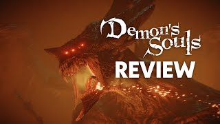 Demon's Souls Review - Dying Never Felt So Good (Video Game Video Review)