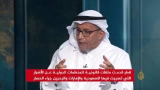 الكاتب الصحفي والإعلامي القطري/ عبدالعزيز آل محمود