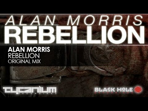 Alan Morris - Rebellion