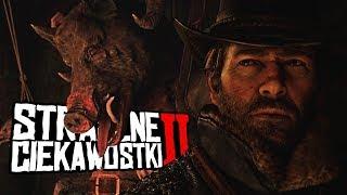 10 STRASZNYCH CIEKAWOSTEK z Red Dead Redemption 2