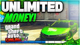 How To Make Easy MONEY Solo in GTA 5 Online   NEW Best Unlimited Money & RP Guide/Method