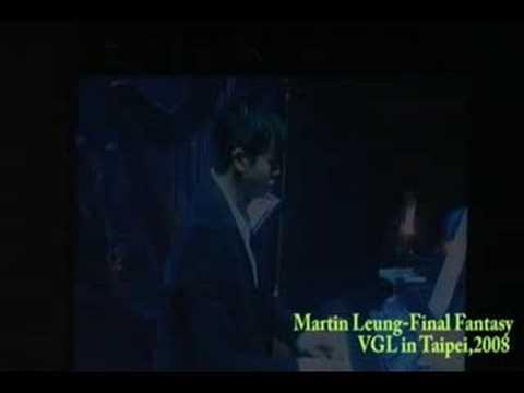Vgl Martin Leung Final Fantasy 2008 高品質 Youtube