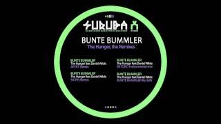 Bunte Bummler - The Hunger feat. Daniel Wilde (Siopis remix). SURUBAX013