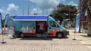 Zannimo bus - Semaine de l'environnement au Vauclin