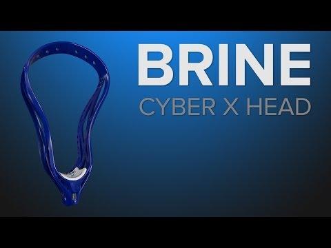 Brine Cyber X Head