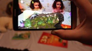 3D раскраски для девочек