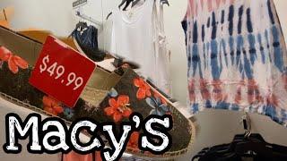 Macy's Shopping 2020