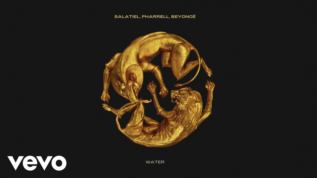 Download Salatiel, Pharrell Williams, Beyoncé - WATER (Official Audio)