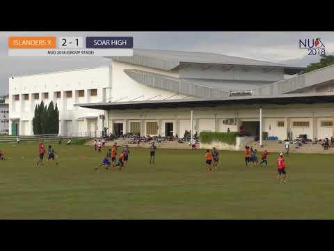 NUO 2018: Islanders X vs Soar High