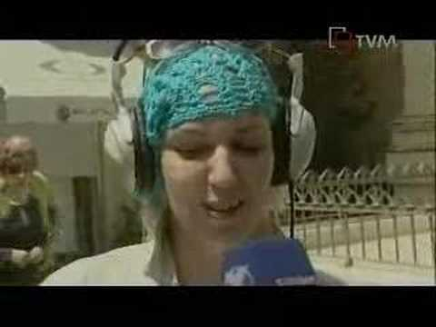 Maltese People Sings Vodka (Eurovision Maltese Entry 2008)