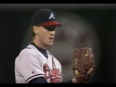 September 24th, 1993 - Braves vs Philles  TBS  @mrodsports