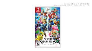 Super Smash Bros Ultimate Commercial | My Version