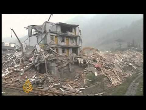 Deadly quake strikes China's Sichuan province