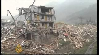 Deadly quake strikes China's Sichuan province