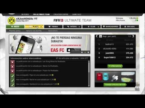 FIFA13 UT| Consejos Ep:8 | Bandas Cambiadas.