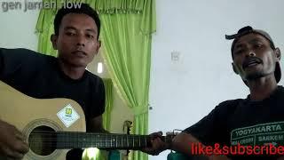 cover gitar akustik Rhoma irama buta