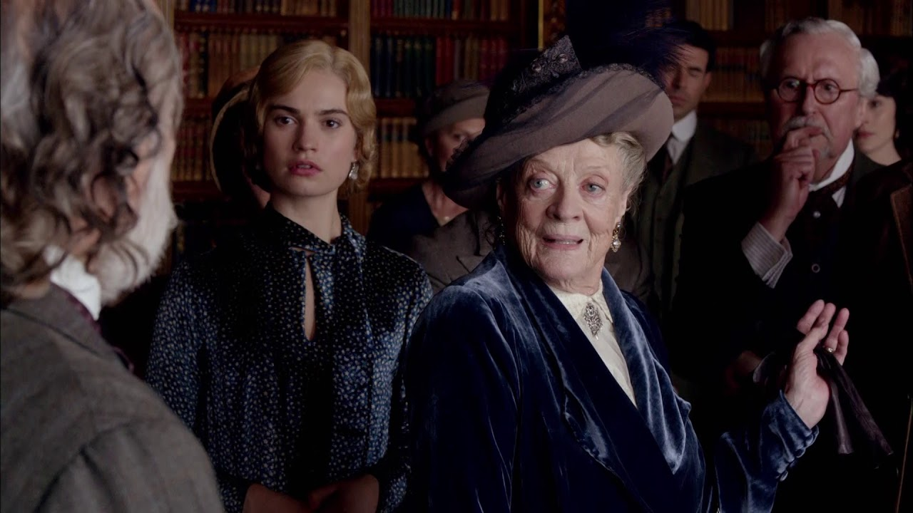 Downton Abbey Season 5 Episode 9 Promo