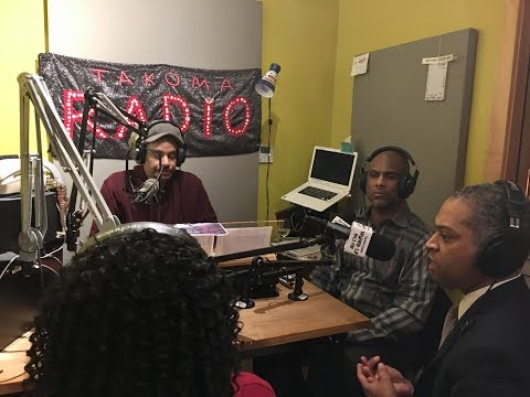 "Takoma Radio WOWD 94.3 ""Open Our Eyes"" Interview"